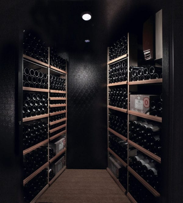 Espace 2900 Walk-in Wine Cellar