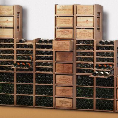 Cavicase Wine Racking