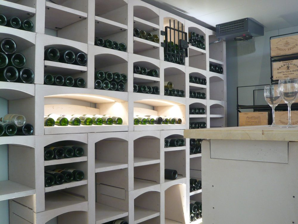 wine cellar conditioner - EVPL