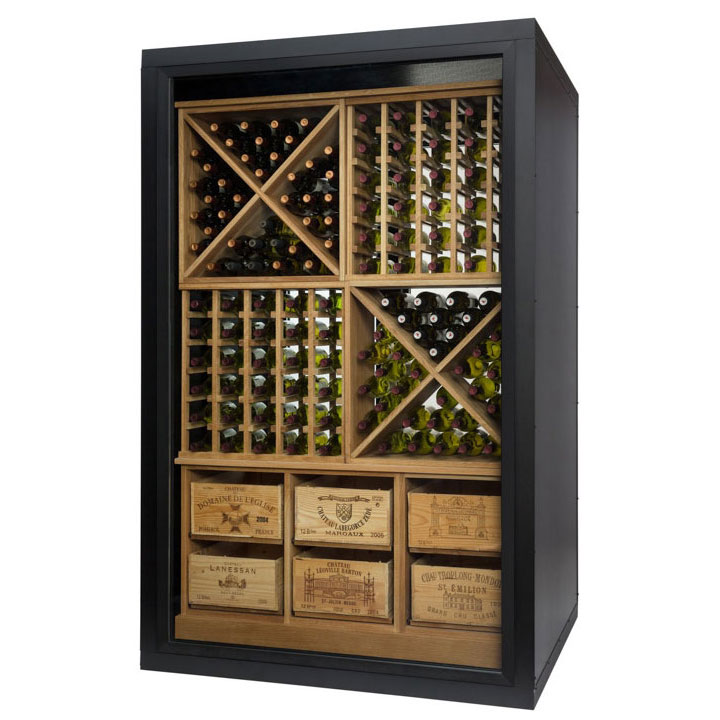 The Wine Room Solid Oak