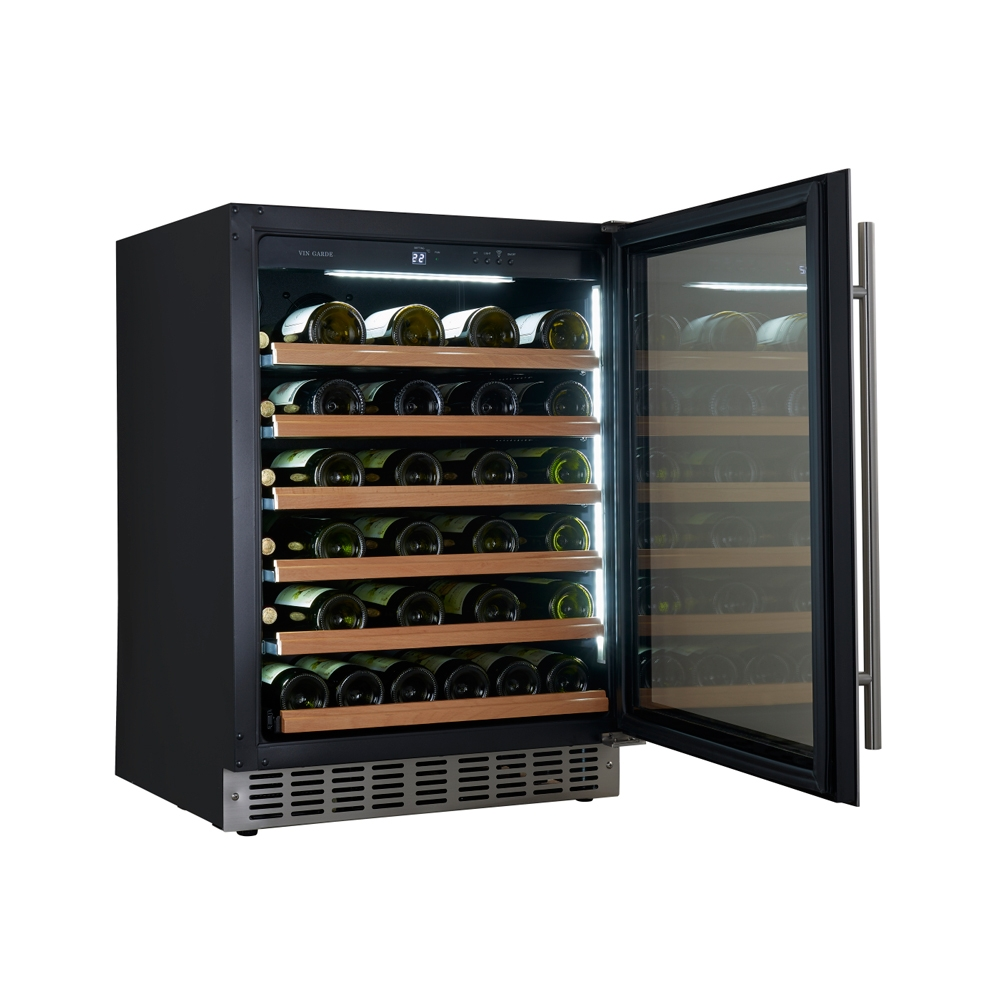 CHAMBERTIN - Stainless Steel Door Open