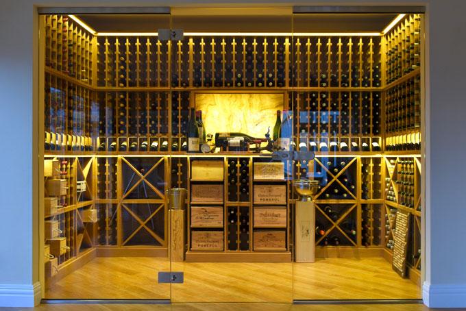 Bespoke Wine Racking