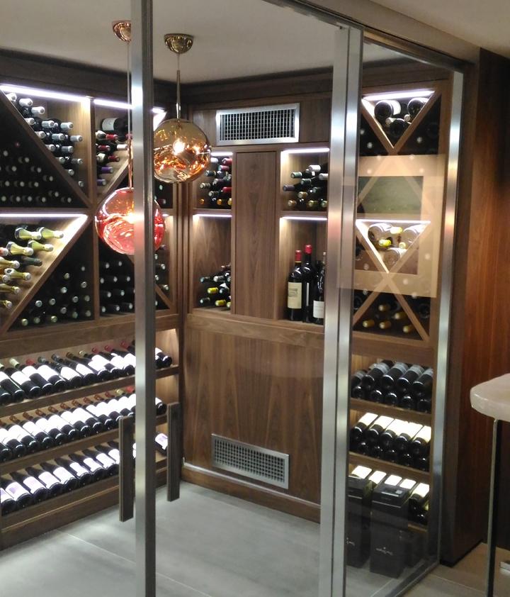 wine cellar conditioner - EVI3